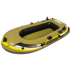 BOTE INFLABLE FISHMAN - VERDE ECOLOGY